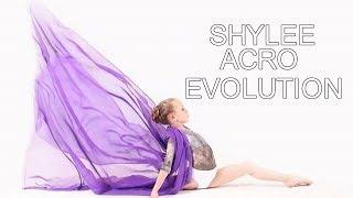 Shylee acro evolution Video