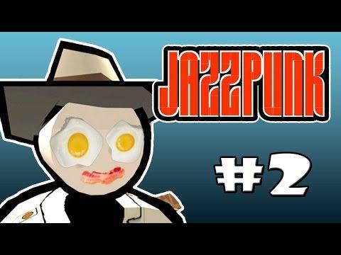 Jazzpunk#2-אוכל דגנים