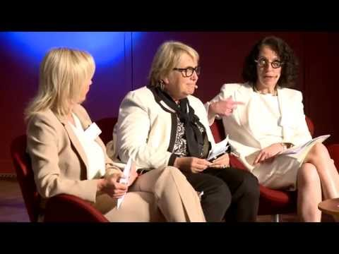 Horizon Conference 2015 - The role of women within the modern financial industry