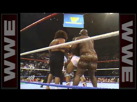 FULL-LENGTH MATCH - Wrestling Challenge 1987 - Can-Am Connection vs. Kamala and Sika thumbnail