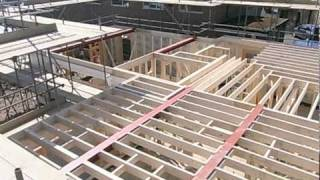 Self-build Timber Frame - Kingspan Potton Self-build Timber Frame Timelapse Video