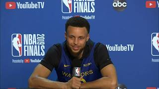 Golden State Warriors Media Availability   NBA Finals Game 6
