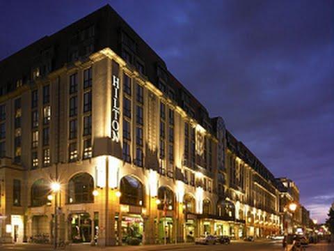 Hilton Berlin Hotel, Germany - Best Travel Destination