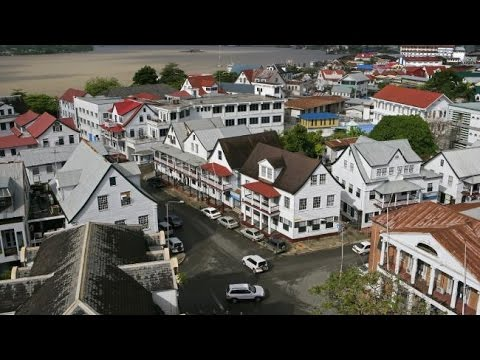 PARAMARIBO - About city