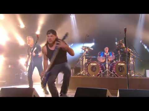 Concert privé de Metallica - Le live du 19/11 - CANAL+