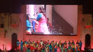Haleluya Yesus Hiduplah by Gilgal Choir and Glorify The Lord Ensemble