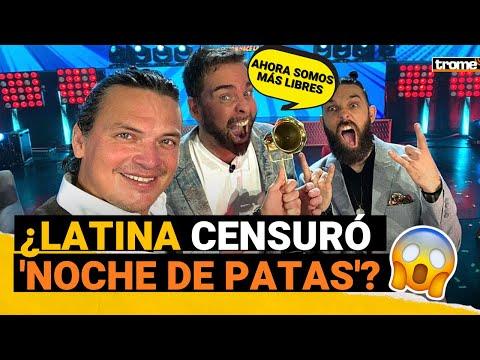 'NOCHE DE PATAS'