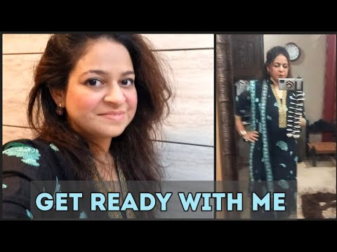 Getting ready for Family Party | Decent look