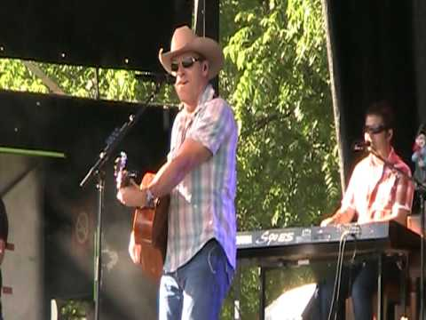 George Canyon - 'Who Would You Be',  Father's Day 2010 - Burlington, ON