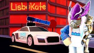 Roblox Jailbreak MadCity Arsenal ( 21 de junio ) LisboKate Live Stream HD