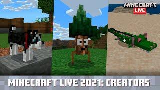 Minecraft Live 2021: Minecraft Marketplace