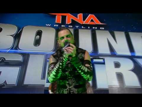 The Broken Hardys Bound For Glory 2016 Entrance HD