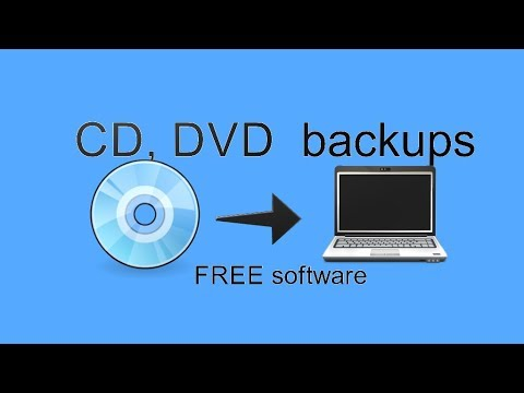 FREE Tools For Ripping, Copy, Backup  DVDs , Blu-rays, CD To Your Computer.