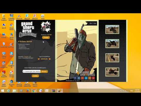 How To Download And Install Bike Mod In Gta San Andreas On Pc