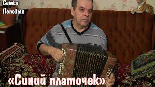 СИНИЙ ПЛАТОЧЕК Гармошка Играй гармонь! (05.2016)