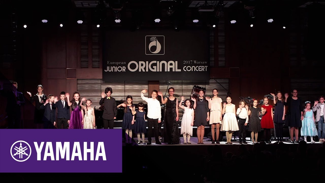 All Yamaha Original Compositions