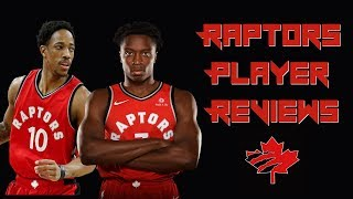 Top Team in the East? Raptors Player Evaluations this Season!
