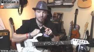 ≈ Speedtutorial 90 Sek. Lesson ≈ Erklärung und Smoke on the Water | Deutsch Gitarre lernen