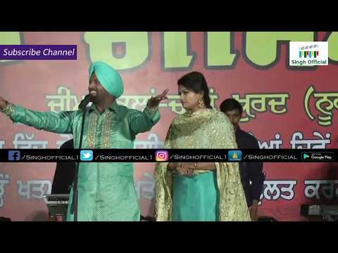 Atma Singh Budhewal 🔴 Aman Rozi 🔴 Live Performance 🔴 Official Live Mela Video HD 2018