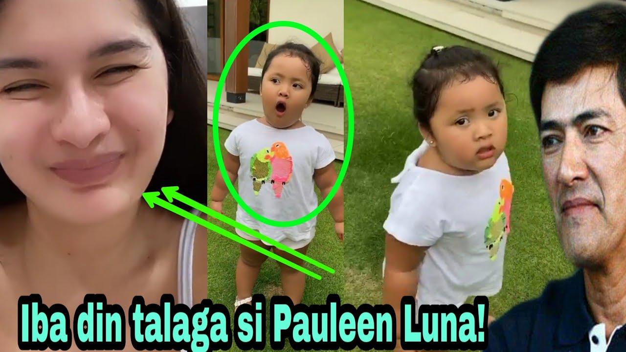 Pauleen Luna, Ganito Niya Pala Tinuturuan Si  Ang Anak Na Si Tali Sotto