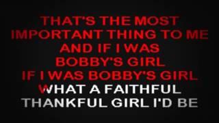 SC2073 07 Blaine, Marcie Bobby's Girl [karaoke]