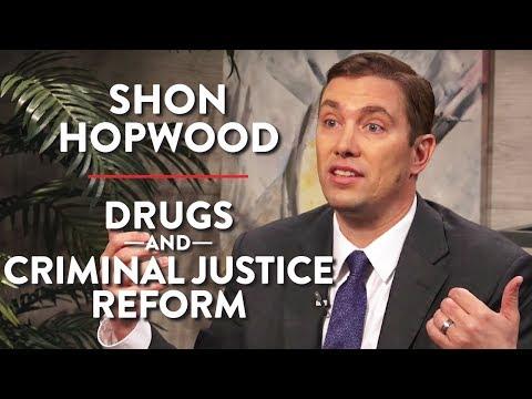 Drugs, Incarceration, and Criminal Justice Reform (Shon Hopwood Pt. 2)