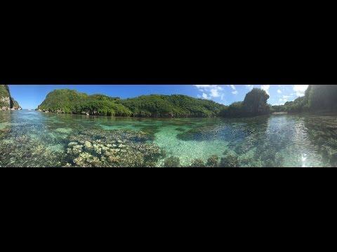 Beautiful water of Guam