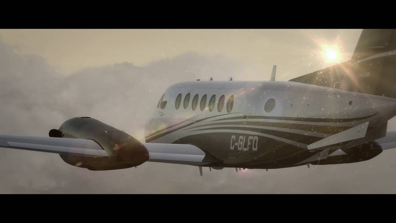 CARENADO B350i KING AIR HD SERIES FSX/P3D