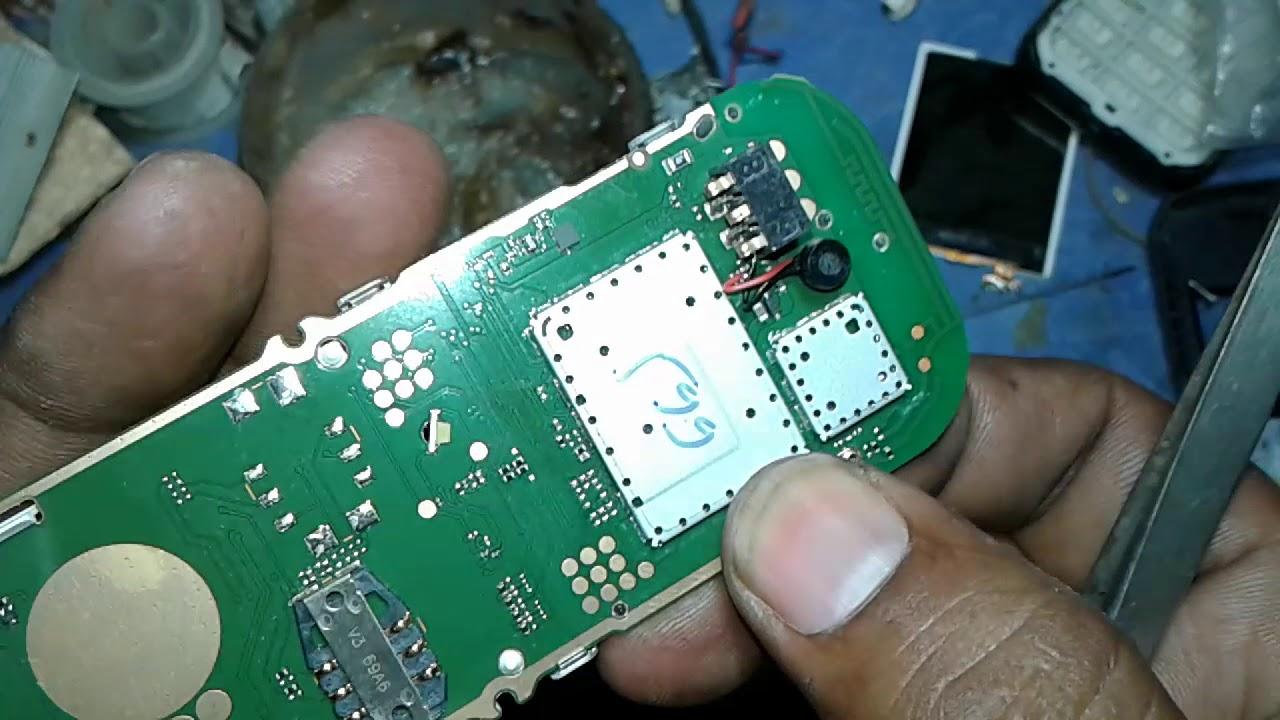 Nokia 206 Mic Problem