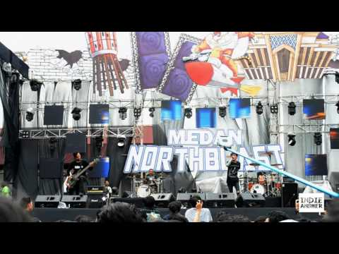 Revenge The Fate - Jengah live Perform @Northblastfest Medan 2016