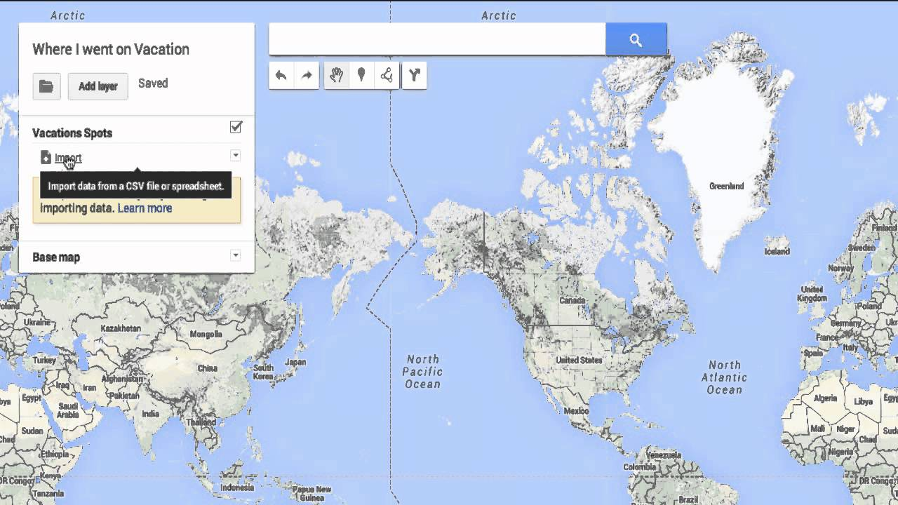 Create interactive maps with google forms and mapsengine youtube gumiabroncs Image collections