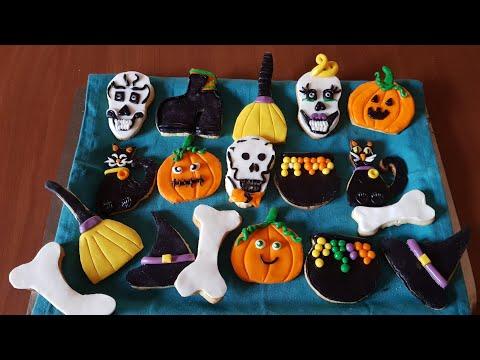 biscotti-di-halloween-con-formine-fai-da-te---halloween-cookies-with-home-made-cutters