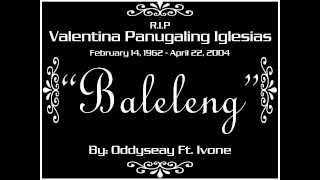 Oddyseay - BALELENG - Ft. Ivone -  RPN Records 2013