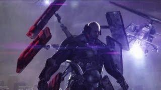 Sundowner Boss Fight - Metal Gear Rising: Revengeance