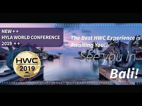 The Best HYLA Conference & Party Ever in BALI | NUSA DUA  ALL HYLA Associate  1080p