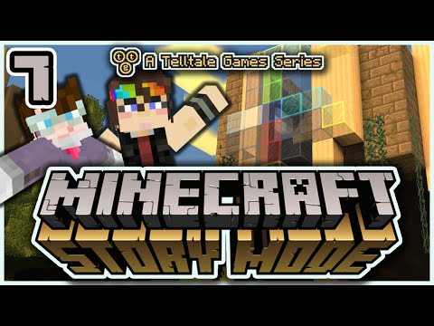 Minecraft: Story Mode (E1#7) - The Temple