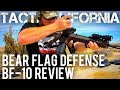 BEAR FLAG DEFENSE BF-10 REVIEW