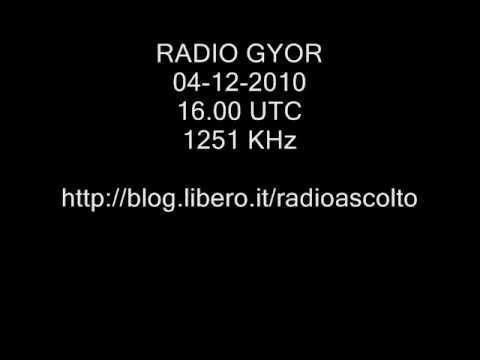 RADIO GYOR - HUNGARY