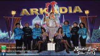 Grupo Arkadia-Music Box-Tour 2014-Silva,C. Montenegro -14 Junho