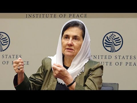 Afghan First Lady Rula Ghani on Women as Peacemakers