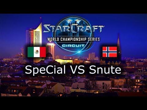 SpeCial VS Snute - TvZ - WCS Leipzig 2018 - Ro8 - polski komentarz