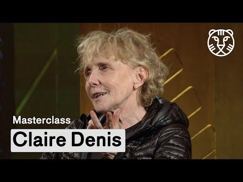 Masterclass Claire Denis