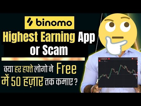 Binomo App Real