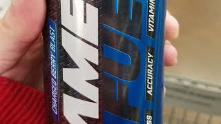 New Mtn Dew Game Fuel Charged Berry Blast review.