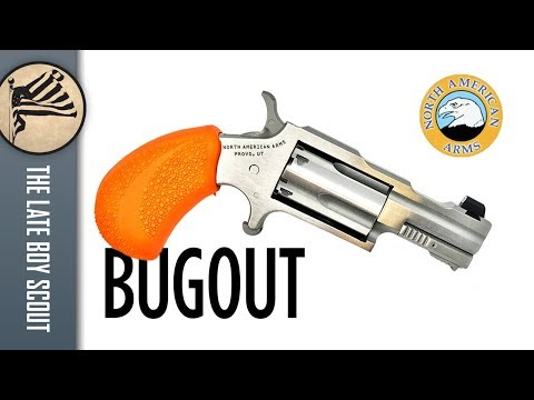 NAA Bugout .22lr: Last-Ditch Mini-Revolver