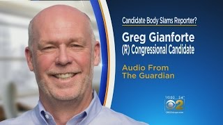 Montana Republican Accused Of Attacking Reporter