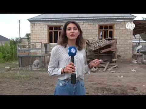 ВС Армении обстреляли азербайджанское село