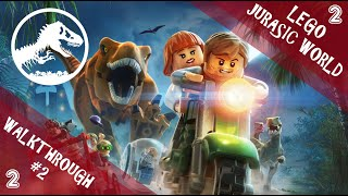 Lego Jurassic World | Walkthrough #2 | Toys InDaBox