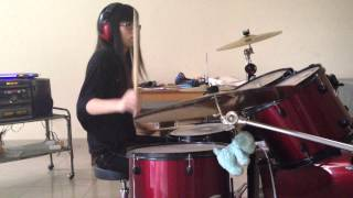 True Worshippers - Yesus (drum cover)