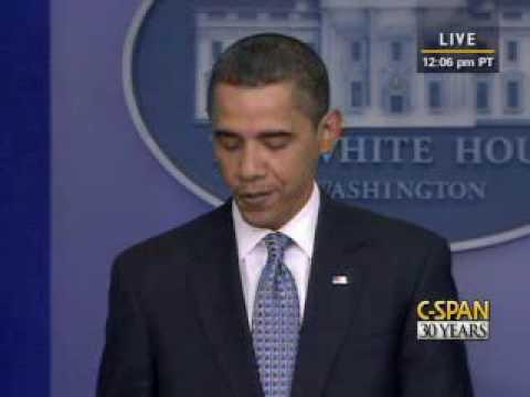 Pres. Obama on Souter Retirement